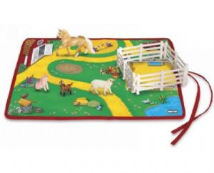 Browse Roll and Go Farm Animal Play Set