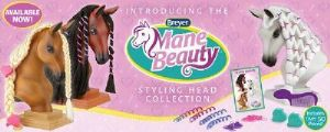 Browse Mane Beauty Styling Head