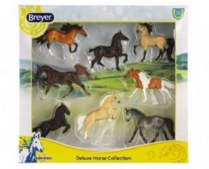 Deluxe Horse Collection - Stablemate Scale