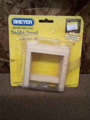 Saddle Stand - Damaged Packaging