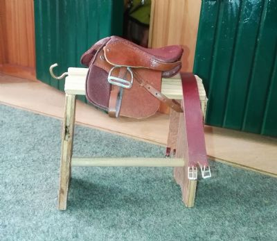 Jumping Saddle