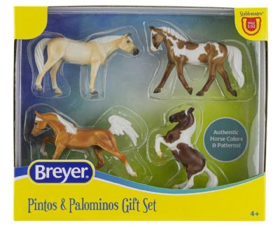 Pintos and Palominos Gift Set