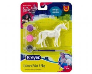 Browse Unicorn Paint and Play Set - Warmblood