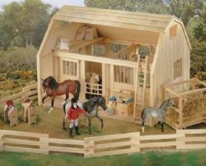 Browse Wooden Corral